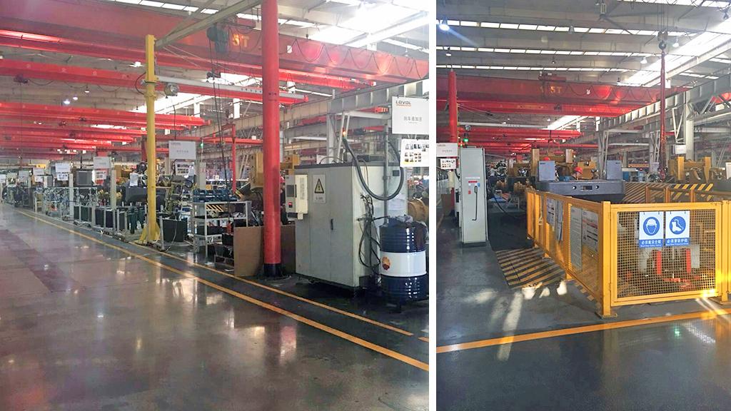 Завод Lovol Construction Machinery